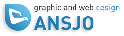 Ansjo design - Graphic and web design